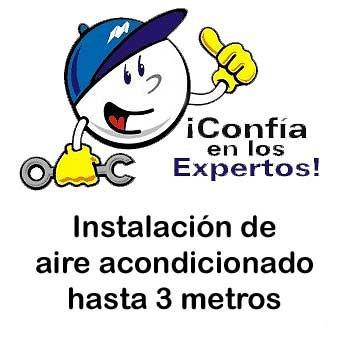 Imagen de Instalación de aire acondicionado 3500 - 4490Frg. materiales incluidos