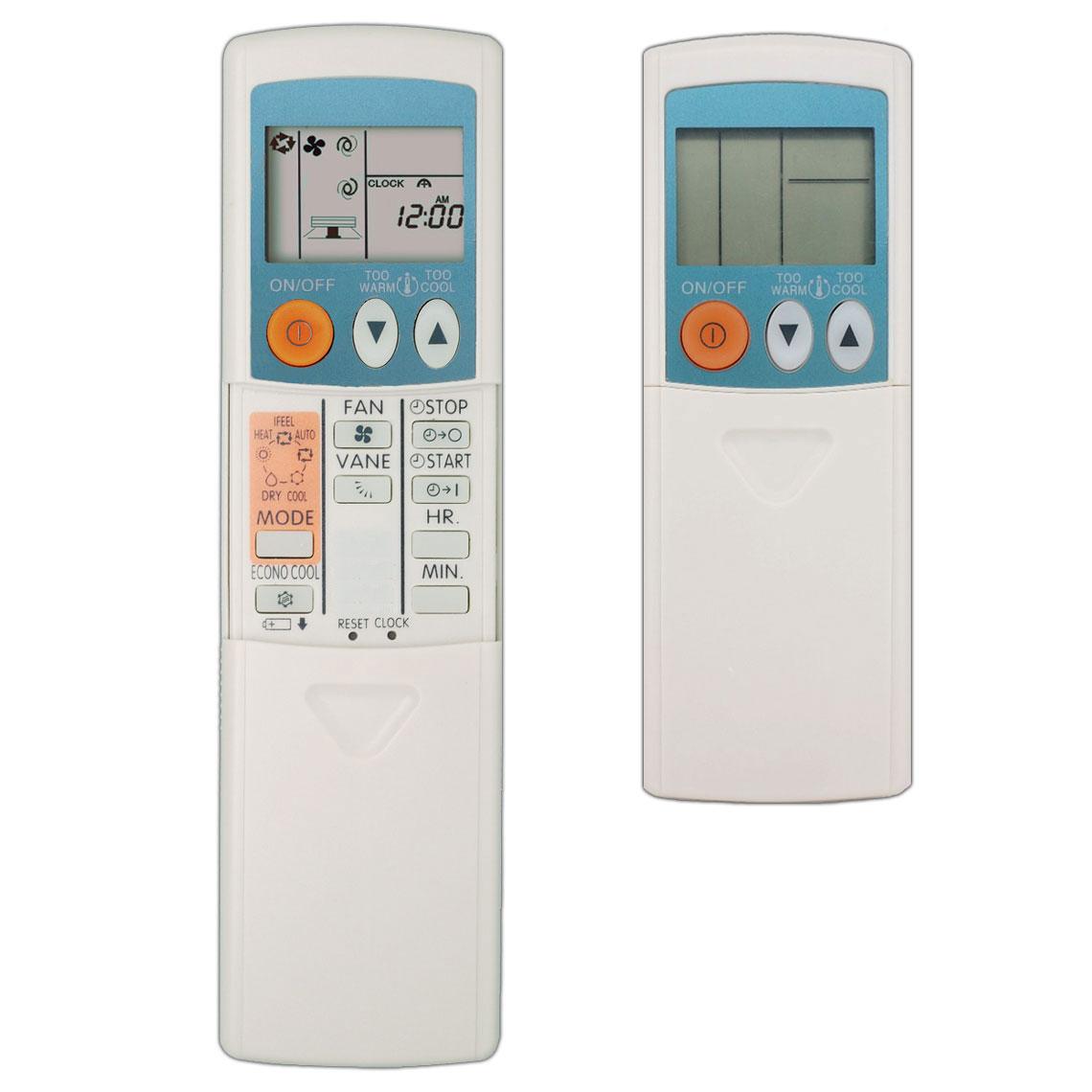 mando a distancia para aire acondicionado mitsubishi