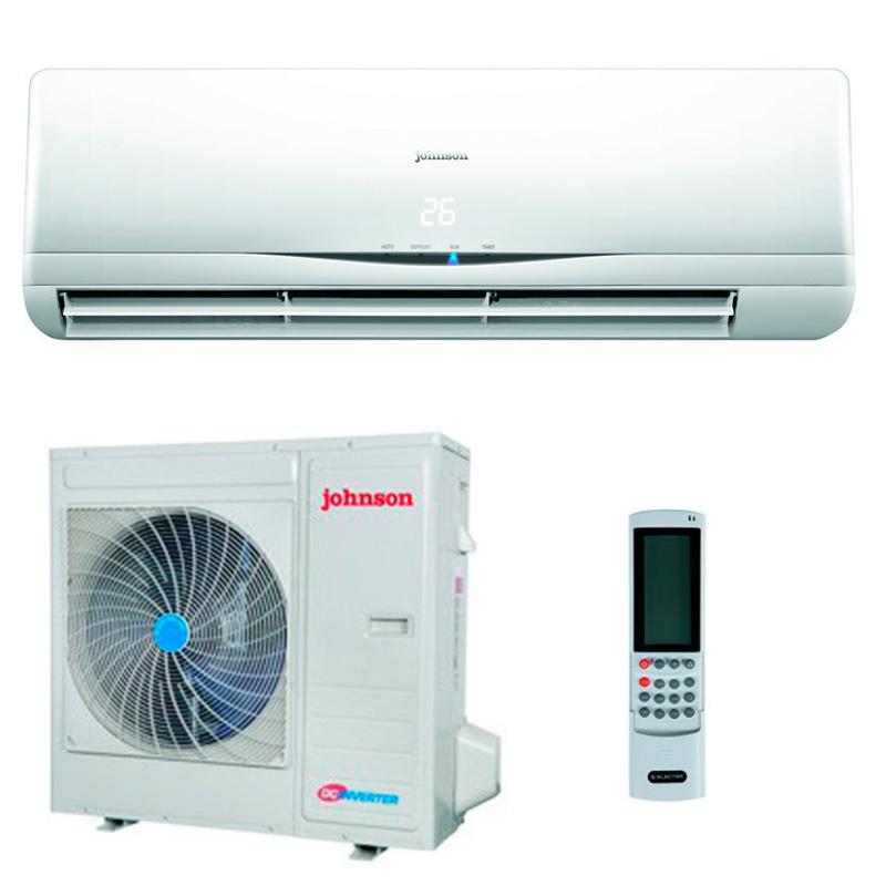 Aire acondicionado split inverter johnson hkd024npk a for Aire acondicionado johnson precios