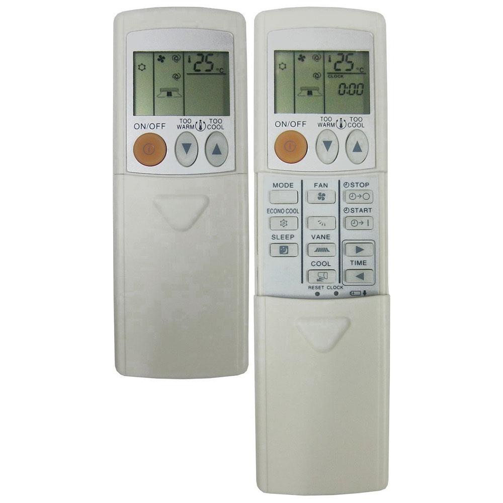 mando mitsubishi aire acondicionado sistema de aire
