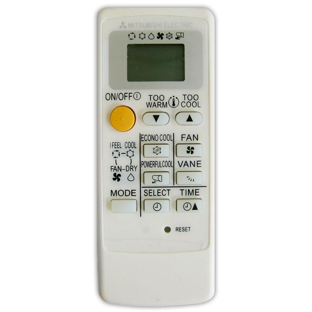 mando a distancia para aire acondicionado mitsubishi mp07a