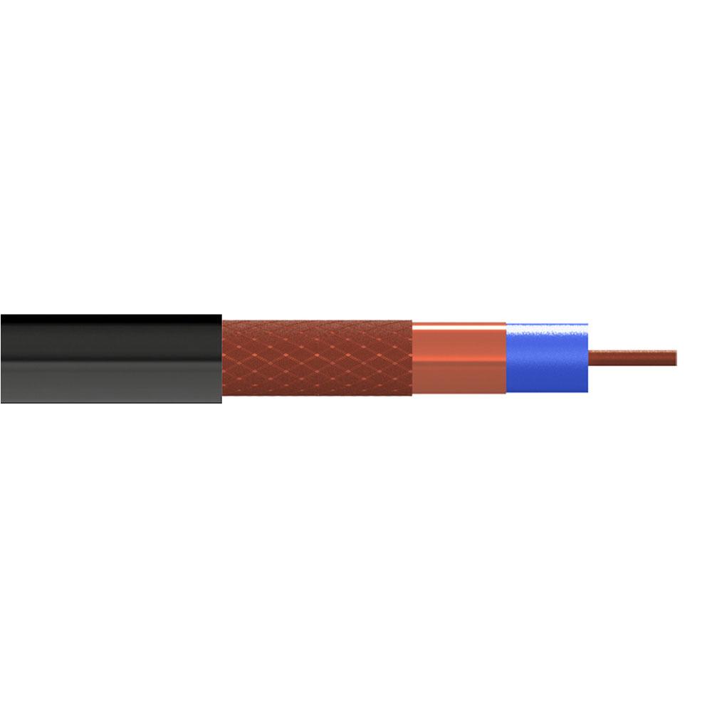 Imagen de Cable de antena Tecatel 168N negro especial instalaciones exteriores