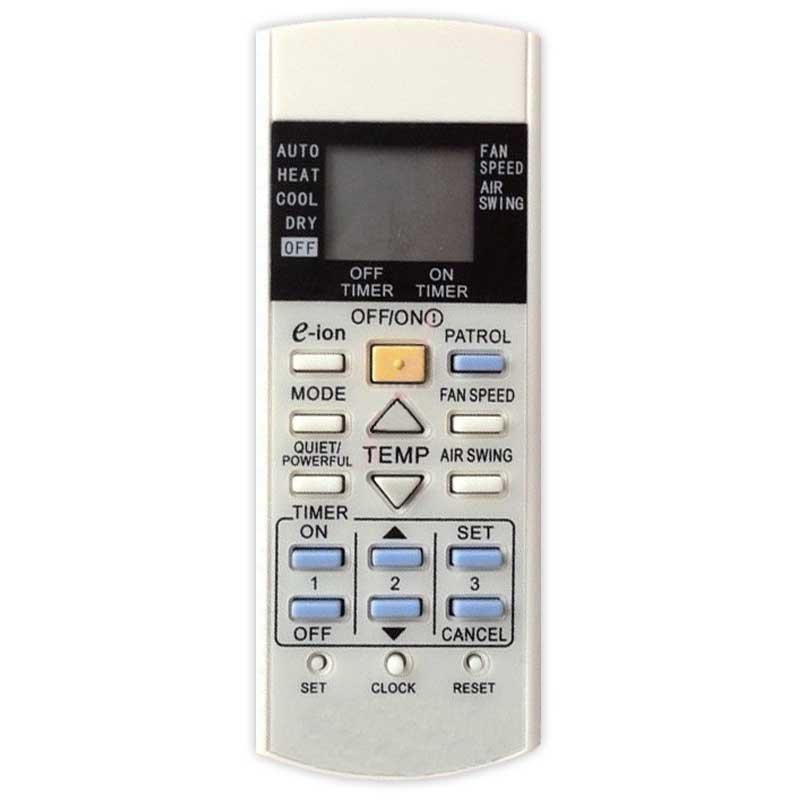 Imagen de Mando a distancia para aire acondicionado Panasonic modelo A75C3012,