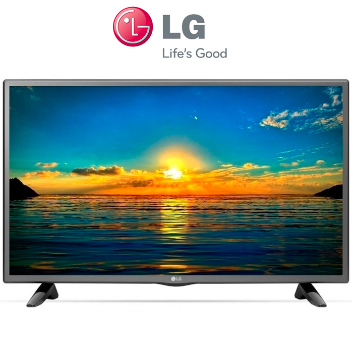 Pantalla LED de 32 LG 32LF510B HD 300Hz