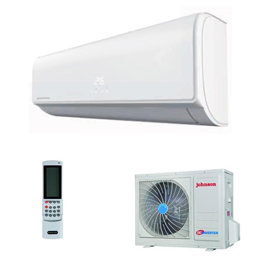 Dkh018 aire acondicionado inverter johnson for Aire acondicionado johnson precios