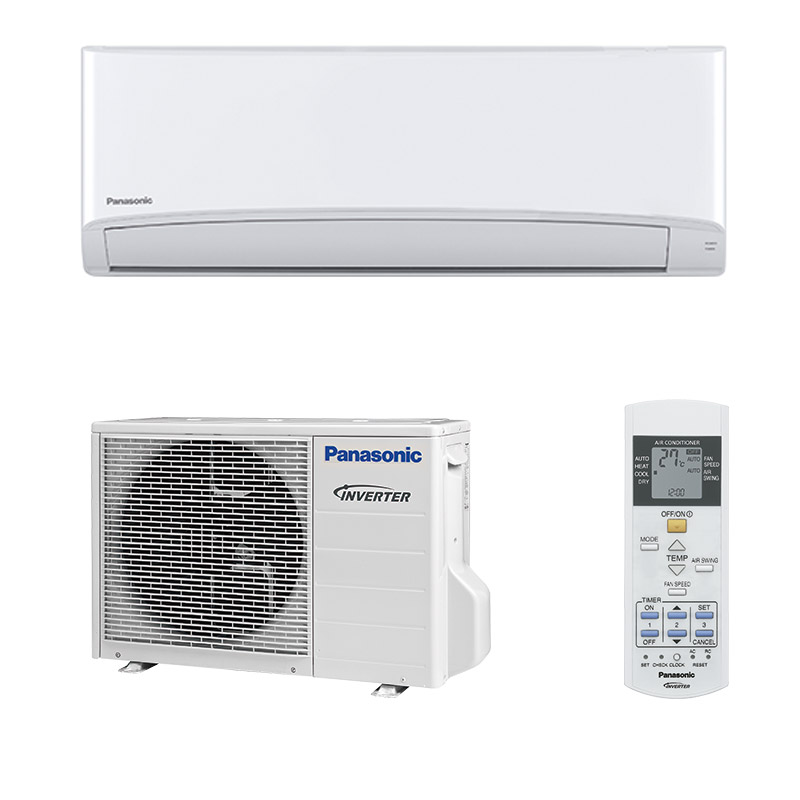 kit te35 tke aire acondicionado panasonic rh electrohogar net El Mejor Aire Acondicionado Inverter manual usuario aire acondicionado panasonic inverter