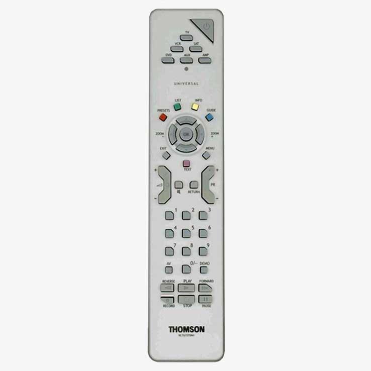 Imagen de Mando a distancia TV original Thomson RCT615 TDM1