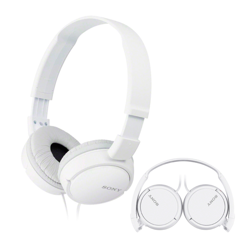 Auricular Sony MDRZX110W Color Blanco