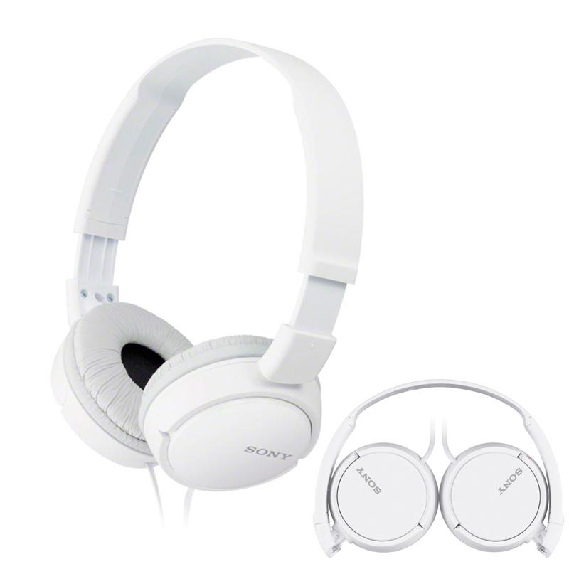 Imagen de Auricular Sony MDRZX110W Color Blanco