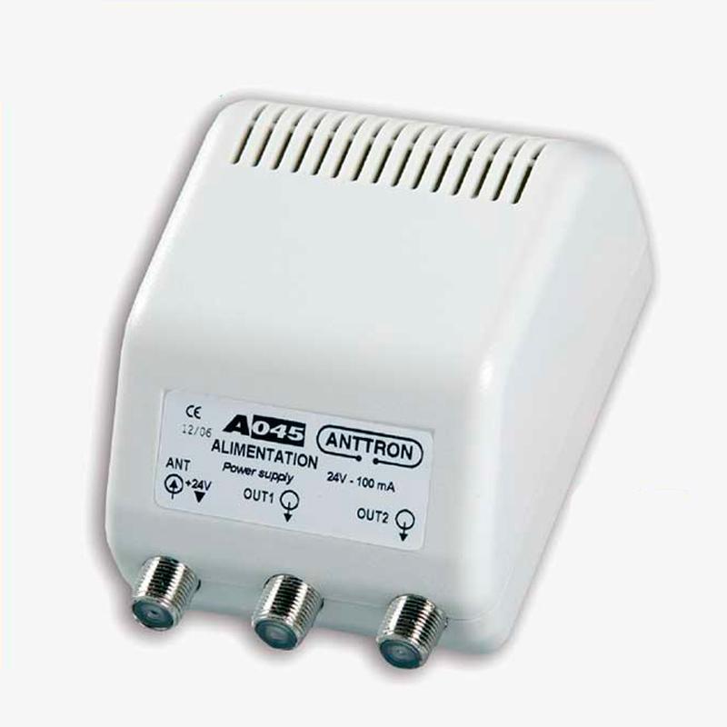 Imagen de Fuente de alimentación para amplificadores de mástil SMA045