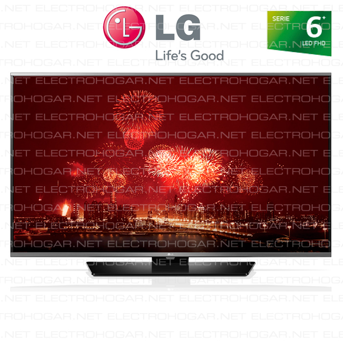 "Pantalla LED de 55"" LG 55LF630V, Full HD, 800Hz PMI, IPS."