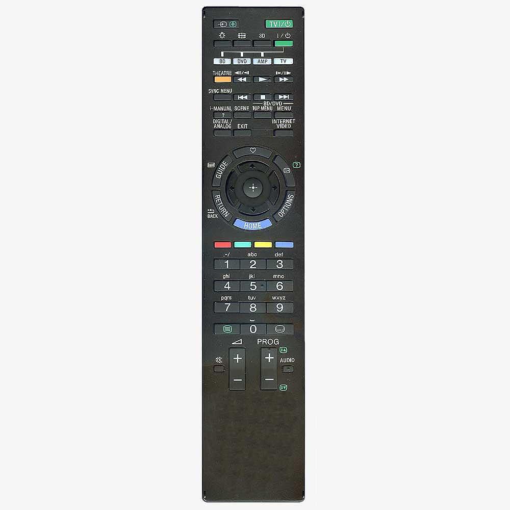 Imagen de Mando a distancia sustituto para Sony Bravia RM-ED032 / RM-ED032 IR