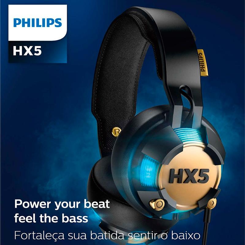 Imagen de Auricular Philips SHX50/00