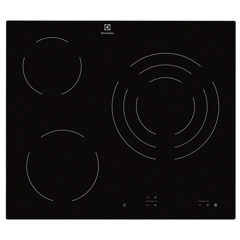 Imagen de Placa vitrocerámica Electrolux EHF6232IOK 3F sin marcos