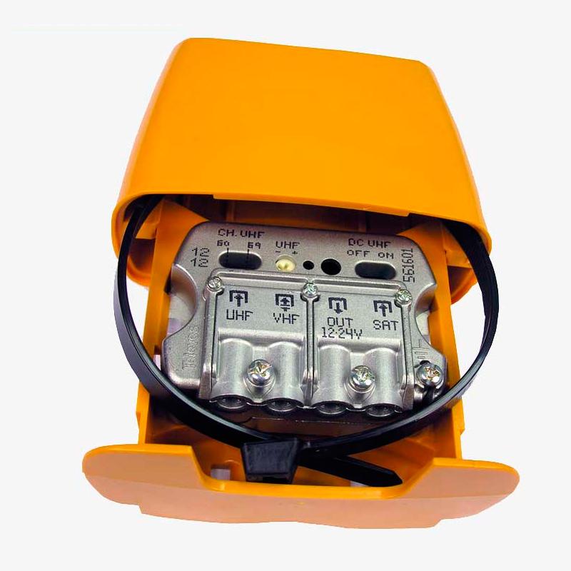 Imagen de Amplificador para TDT Televes 561601 con filtro LTE 1 UHF (30dB)