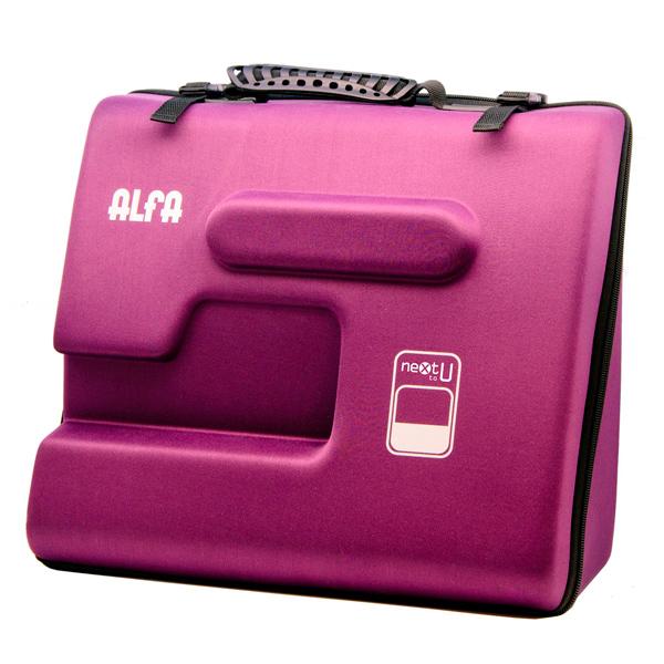 Imagen de Funda para maquinas de coser Alfa modelos Next y Compakt