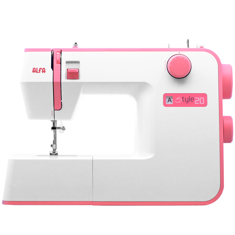 Imagen de Máquina de coser Alfa Style 20 (10 puntadas)