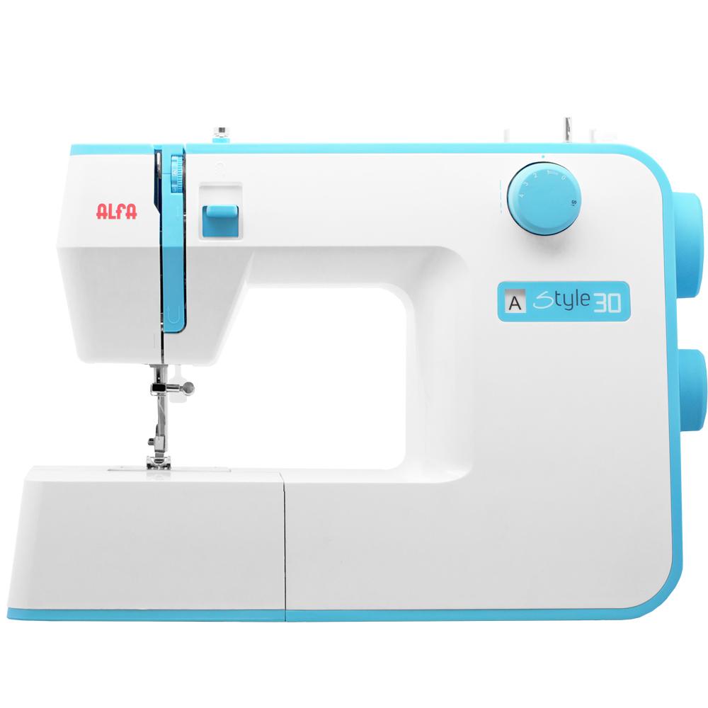 Imagen de Máquina de coser Alfa Style 30 (19 puntadas)