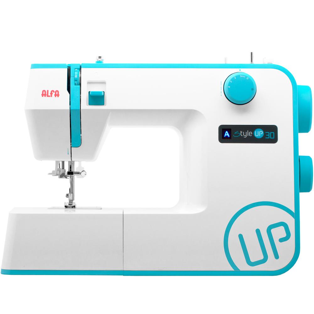 Máquina de coser Alfa modelo Style UP 30.