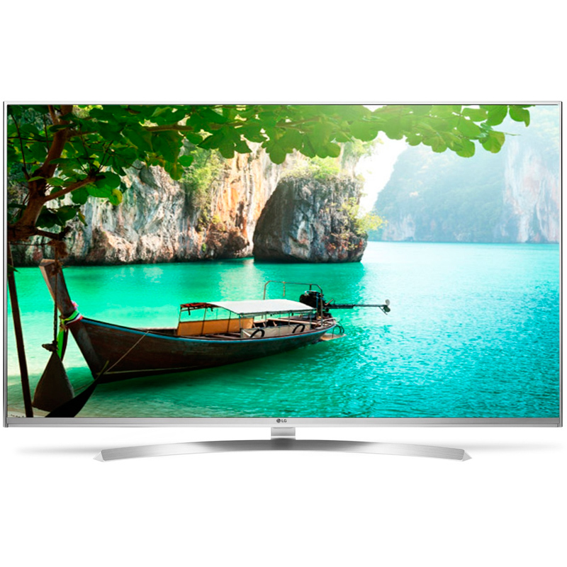 "LG 55UH850V Pantalla LED IPS de 55"" Super UHD 4K 2700Hz"