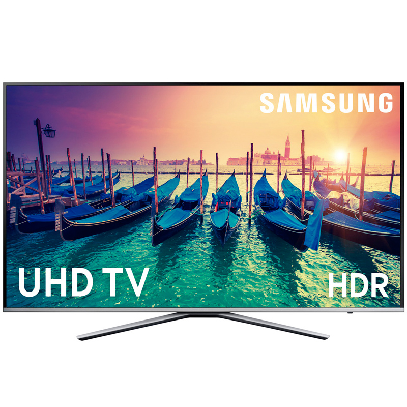 """Imagen de Pantalla LED LCD de Samsung UE43KU6400 de 43"""" 4K UHD 1500Hz"""