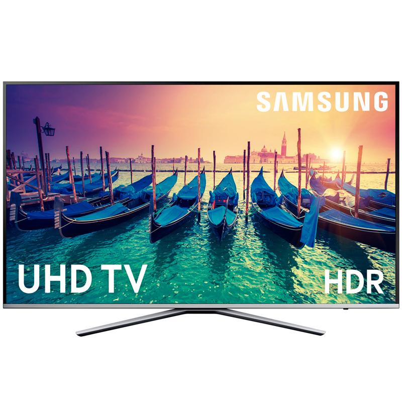 """Imagen de Pantalla LED LCD de Samsung UE49KU6400 de 49"""" 4K UHD 1500Hz"""