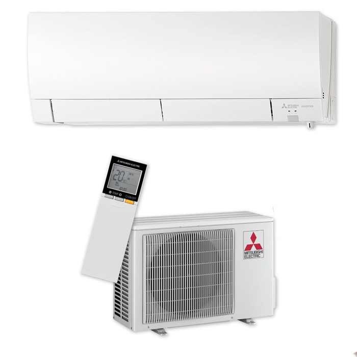 Aire acondicionado Mitsubishi Electric MSZ-FH25VE Inverter 2150Frg.