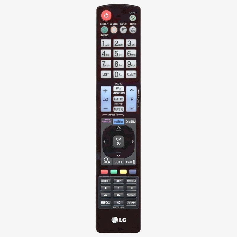 Imagen de Mando a distancia original LG AKB72914058 = AKB72914045 = AKB73275605