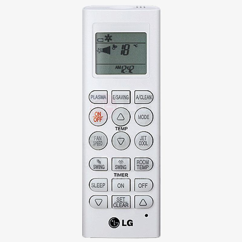 Imagen de Mando a distancia aire acondiconado LG AKB73315608 = AKB73215509