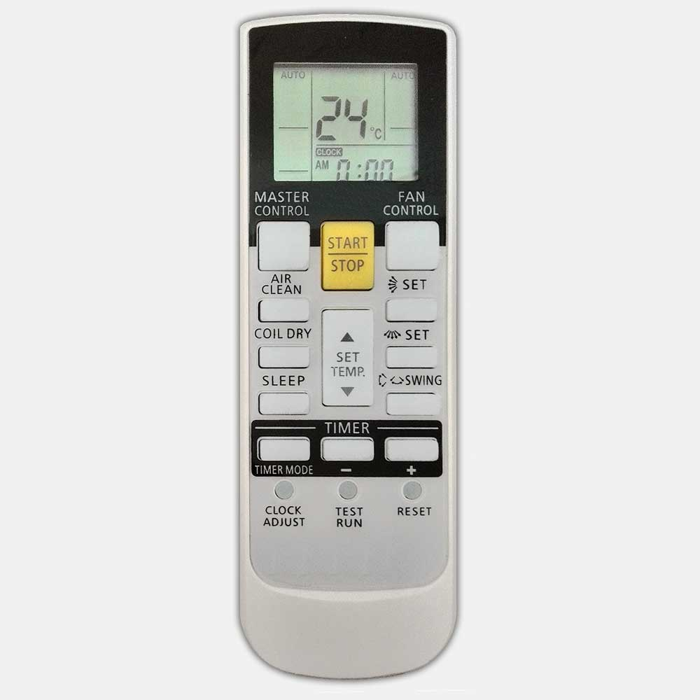 Imagen de Mando a distancia de aire acondicionado copia del Fujitsu AR-RY12