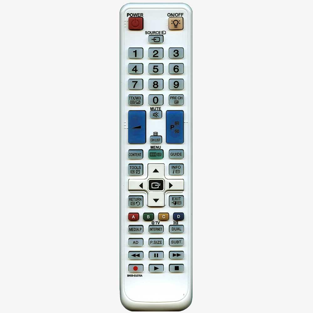Imagen de Mando a distancia copia exacta del modelo de Samsung BN59-01078A