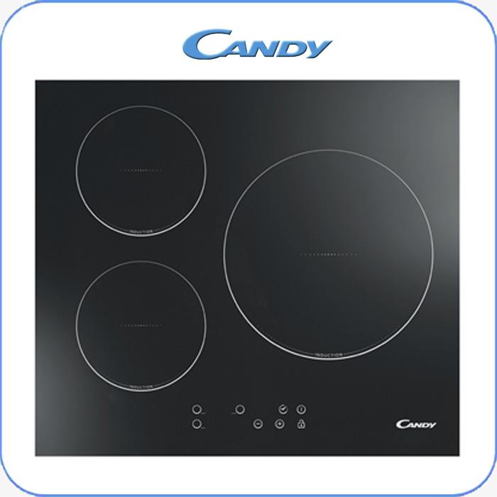 Imagen de Encimera inducción digital CANDY CI 630 C/1 3 zonas,  touch control.