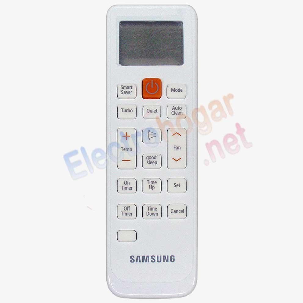 Imagen de Mando a distancia original de aire acondicionado Samsung DB93-11115K