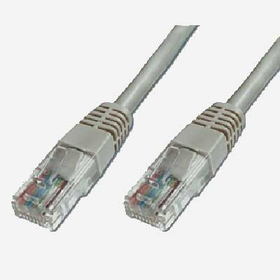 Imagen de Latiguillo / Cable de Red de 10m Cat 5 UTP