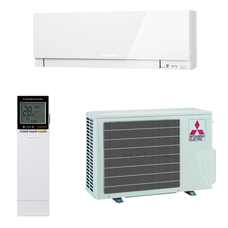 Aire acondicionado Inverter Mitsubishi Electric MSZ-EF25VE2W 2.150Frig