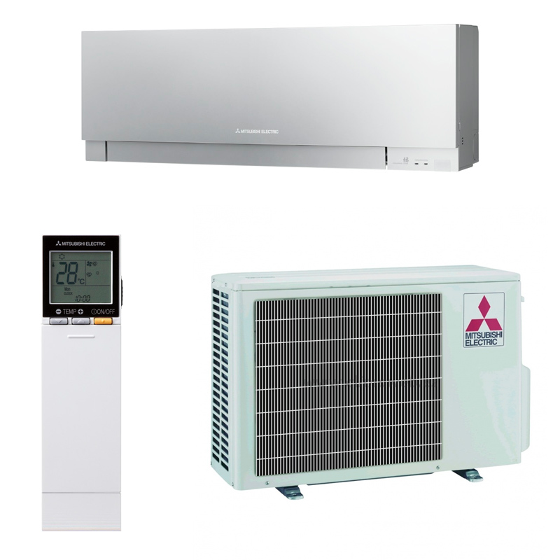 Aire acondicionado Inverter Mitsubishi Electric MSZ-EF25VE2S 2.150Frig