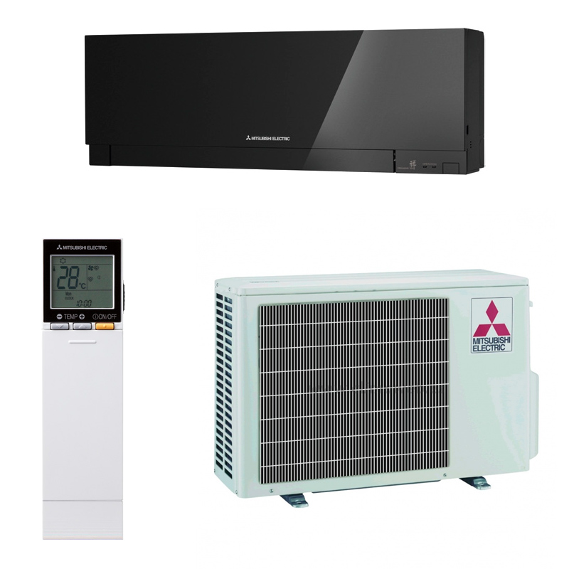 Aire acondicionado Inverter Mitsubishi Electric MSZ-EF35VE2B 3010Frig.