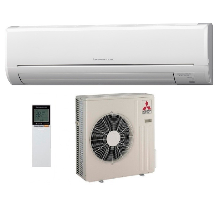 Aire acondicionado inverter Mitsubishi Electric MSZ-GF60VE 5.250Frig.