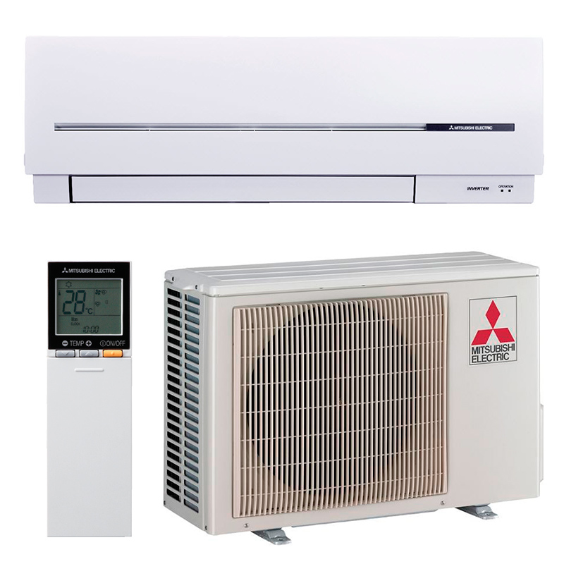 Aire acondicionado inverter mitsubishi electric msz sf35ve for Torres de aire acondicionado