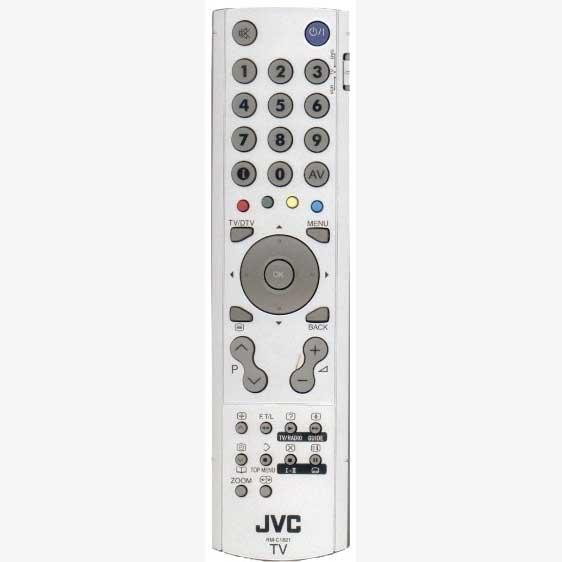 Imagen de Mando a distancia JVC RM-C1821 = RM-C1899S