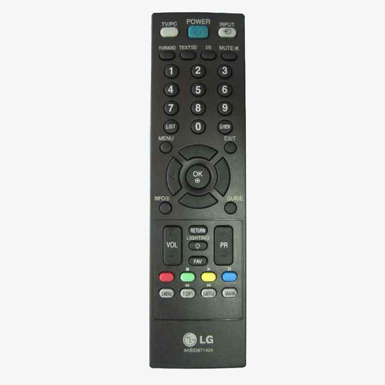 Imagen de Mando a distancia original LG AKB33871424 = AKB33871420