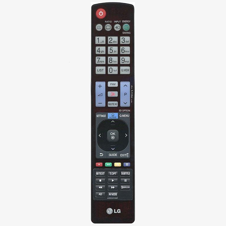 Imagen de Mando a distancia original LG modelo AKB73615307