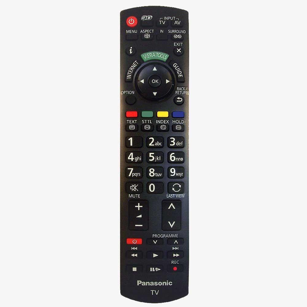 Imagen de Mando a distancia Panasonic N2QAYB000752, repuesto original