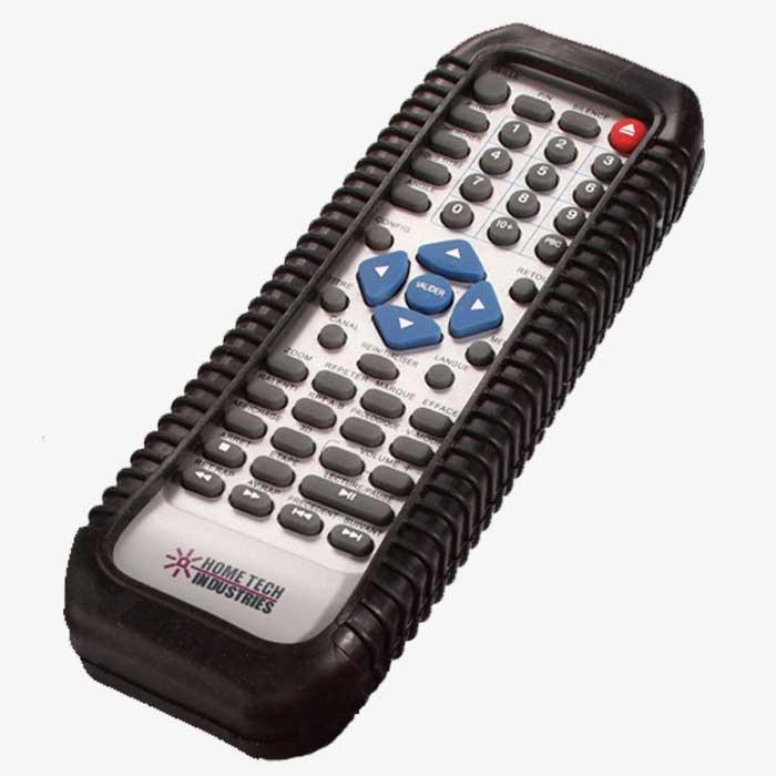 Imagen de Protector para mandos a distancia, fabricado en goma extensible.
