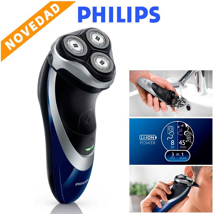 Imagen de Afeitadora Philips PT737/16 afeitado en seco CORTAPATILLAS RECARGABLE