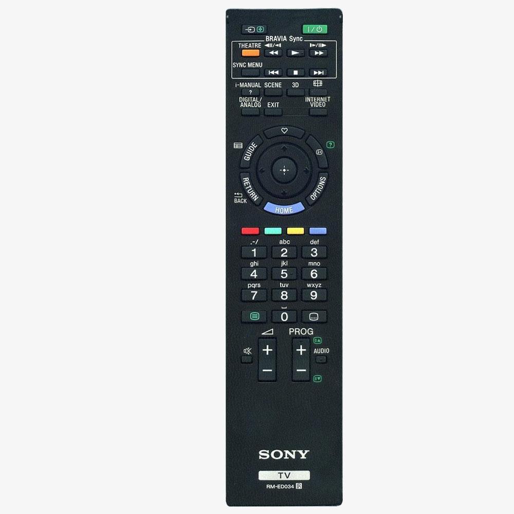Imagen de Mando a distancia original Sony Bravia RM-ED034 IR = RM-EDO34