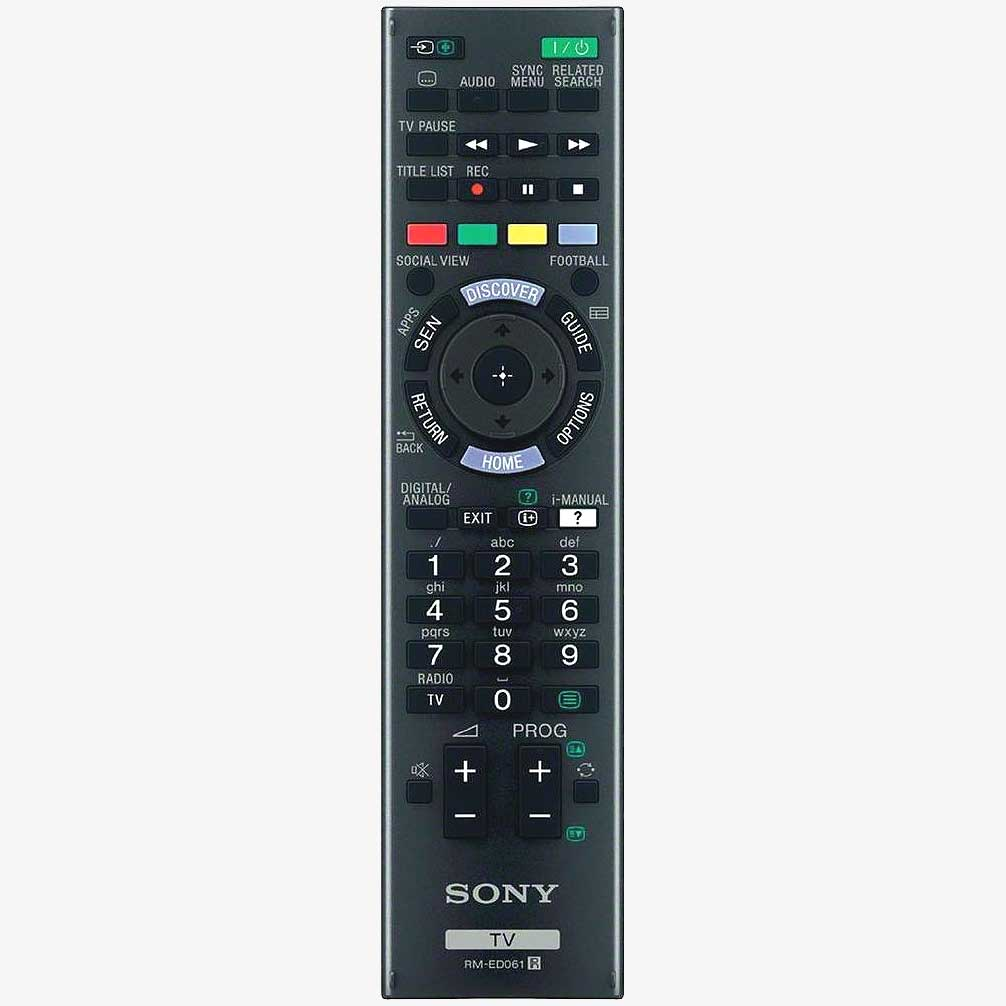 Imagen de Mando a distancia Sony RM-ED061
