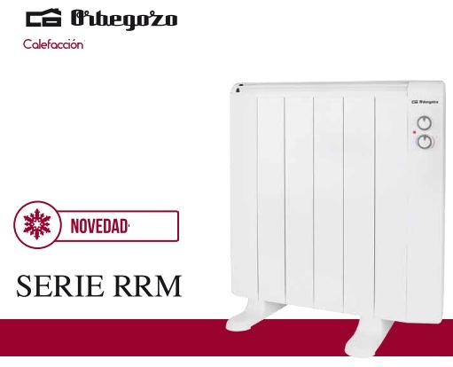 Imagen de Emisor térmico Orbegozo RRM 1500W