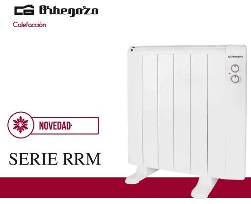 Imagen de Emisor térmico Orbegozo RRM 800W