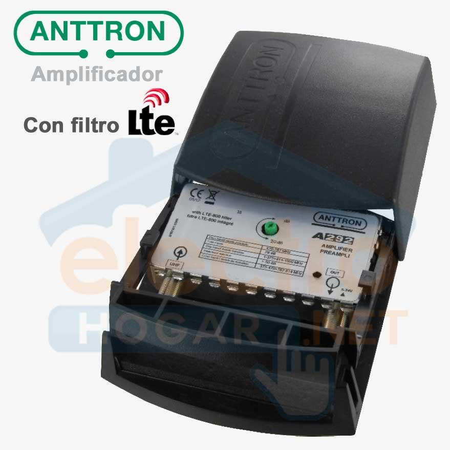 Amplificador de mastil para antenas de tdt a292 con - Amplificador de antena ...